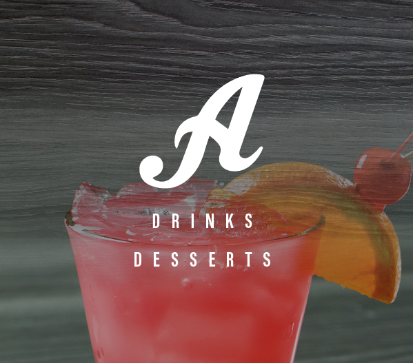 Drinks & Desserts Menu
